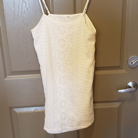 Oversized Mini Dress